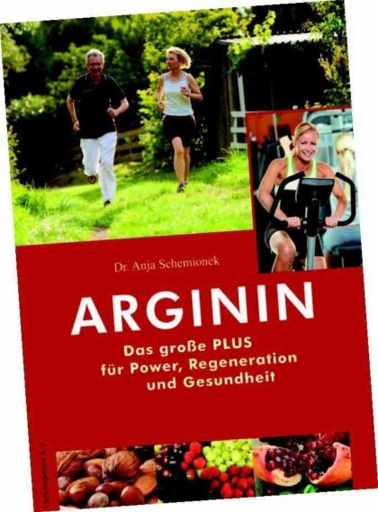 Dr. Anja Schemionek: Arginin (Broschüre) 3
