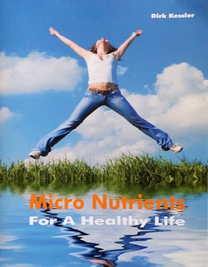 Dirk Kessler: Micronutrients for a healthy life (brochure)- >60% Rabatt bei 50Stk. 3