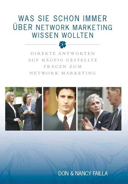 Don Failla: Was Sie schon immer über Network Marketing wissen wollten 2