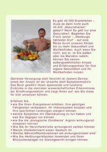 Frank Jester: Arginin, OPC und Entsäuerung - Power-Nährstoffe und Methoden für ein langes und gesundes Leben 4