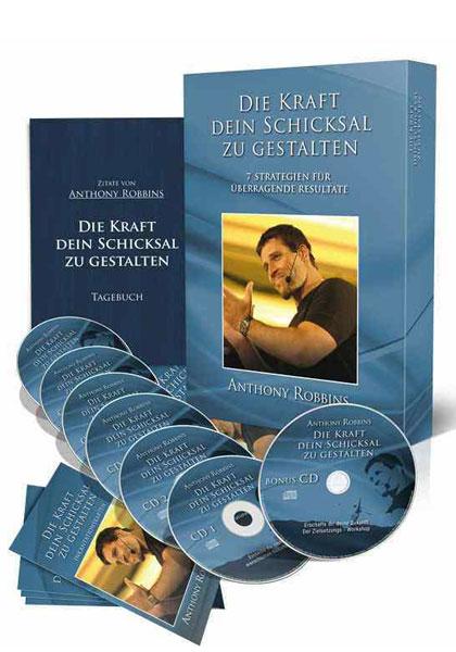 Tony Robbins: Die Kraft Dein Schicksal zu gestalten- Erfolg 3