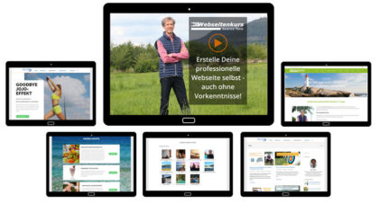 Ingo Marc Fechner: Webseitenkurs Experte - Erstelle Deine professionelle Webseite inkl. Mitgliederbereich und Eventkalender u.v.m. 4