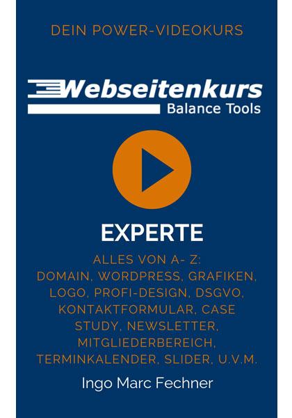 Ingo Marc Fechner: Webseitenkurs Experte - Erstelle Deine professionelle Webseite inkl. Mitgliederbereich und Eventkalender u.v.m. 3