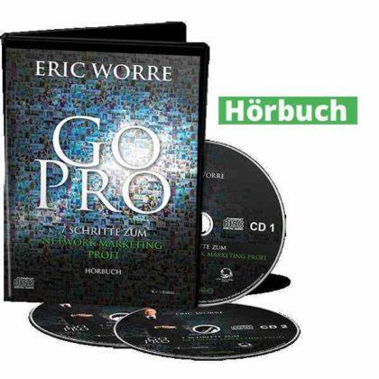 Eric Worre: Go Pro (Hörbuch, 3 Audio CDs) 3
