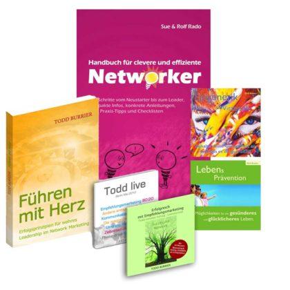 Network Spezial: 2 Bücher und 4 Audio CDs 3
