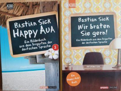 Bastian Sick: Happy Aua 2 & Wir braten Sie gern (Doppelpack) 3