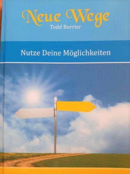Todd Burrier: Neue Wege, letztes Exemplar, Sammlerstück 3