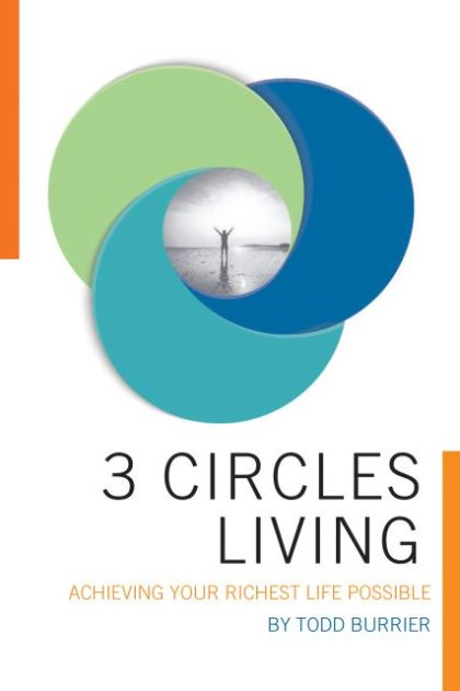 Todd Burrier: 3 Circles Living (English) (gebraucht) 3